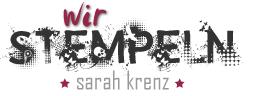 Wir stempeln logo